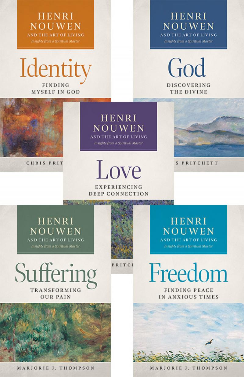 Henri Nouwen's Art of Living Series