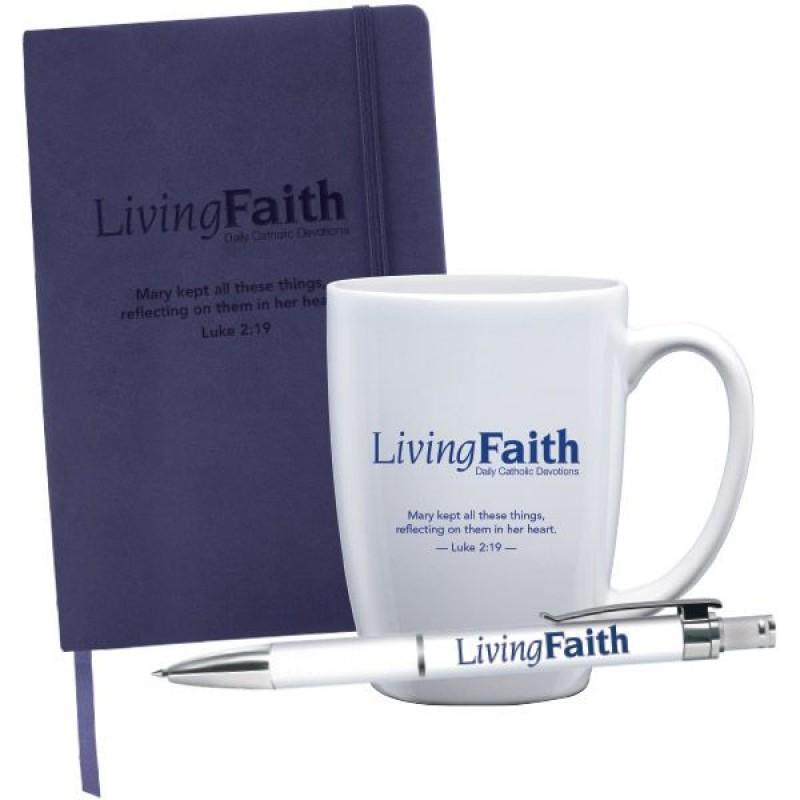 Living Faith Gift Set